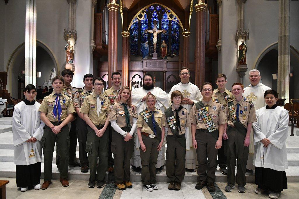 2020 Scout Mass