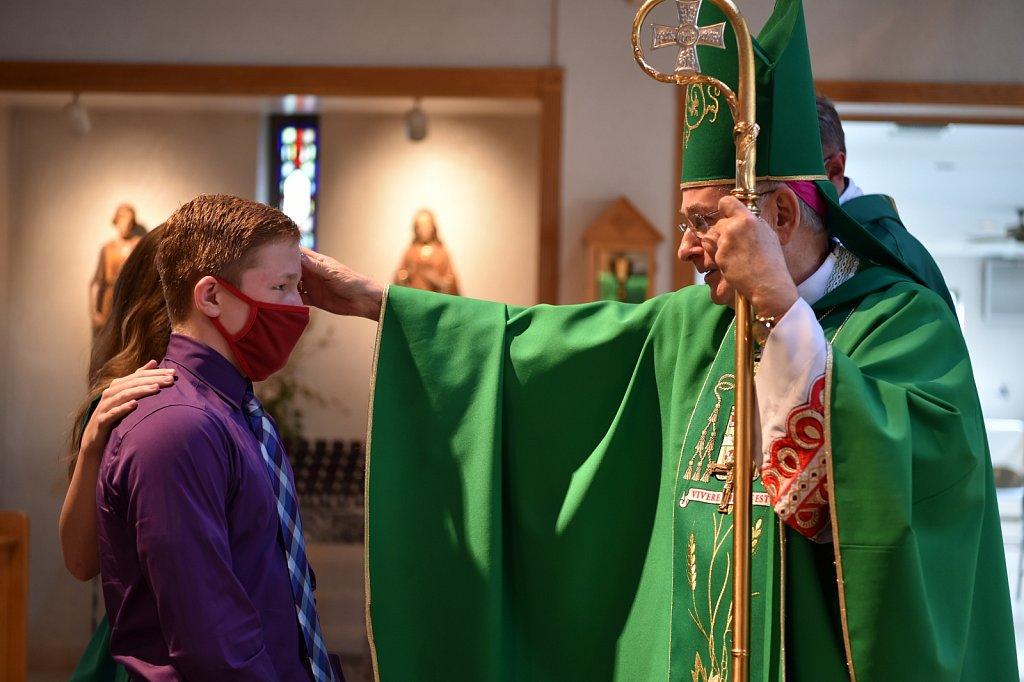 20200627 Confirmation Saint Monica (Sussex