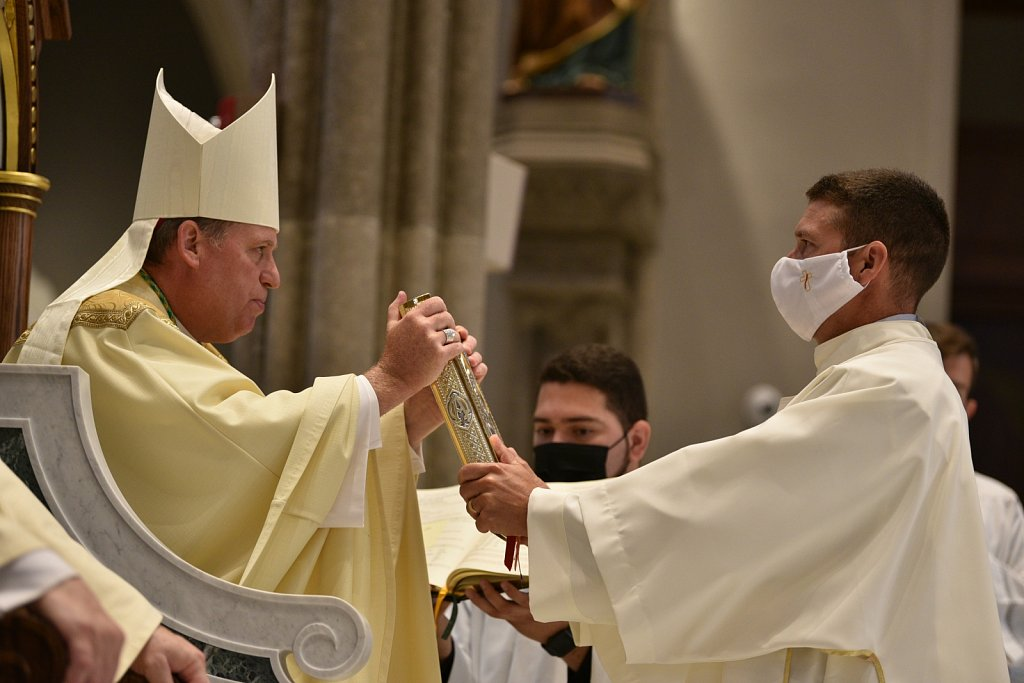 Ordination & Professions of Vows