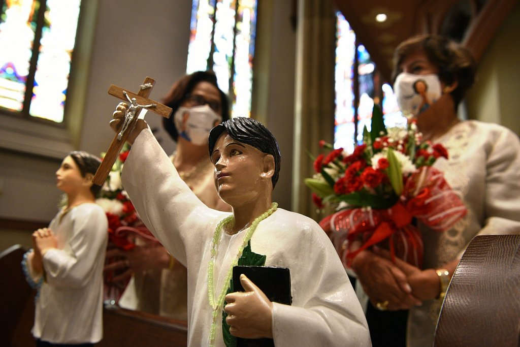 20200926 Filipino Martyr Mass