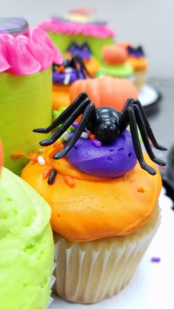 Happy Spiders
