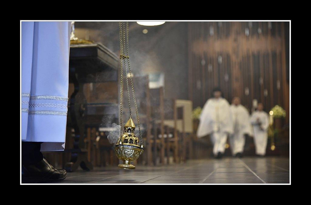Before Mass