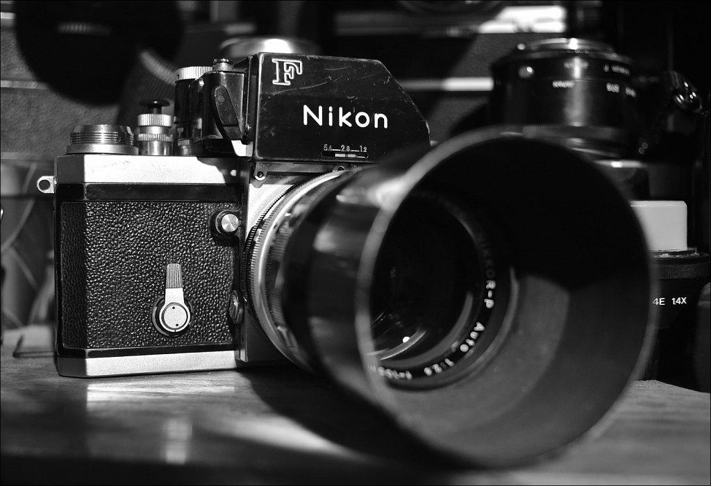 Nikon FTN