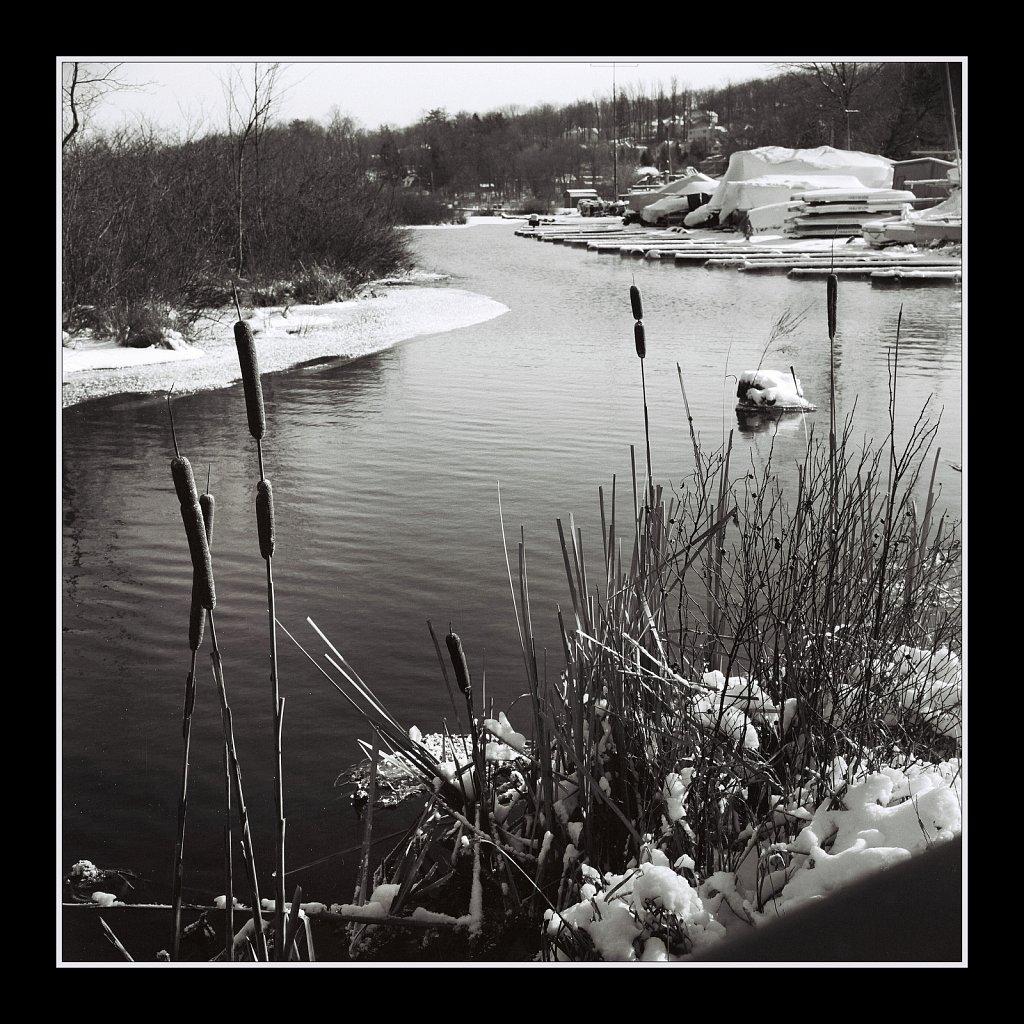 S. Branch Raritan River