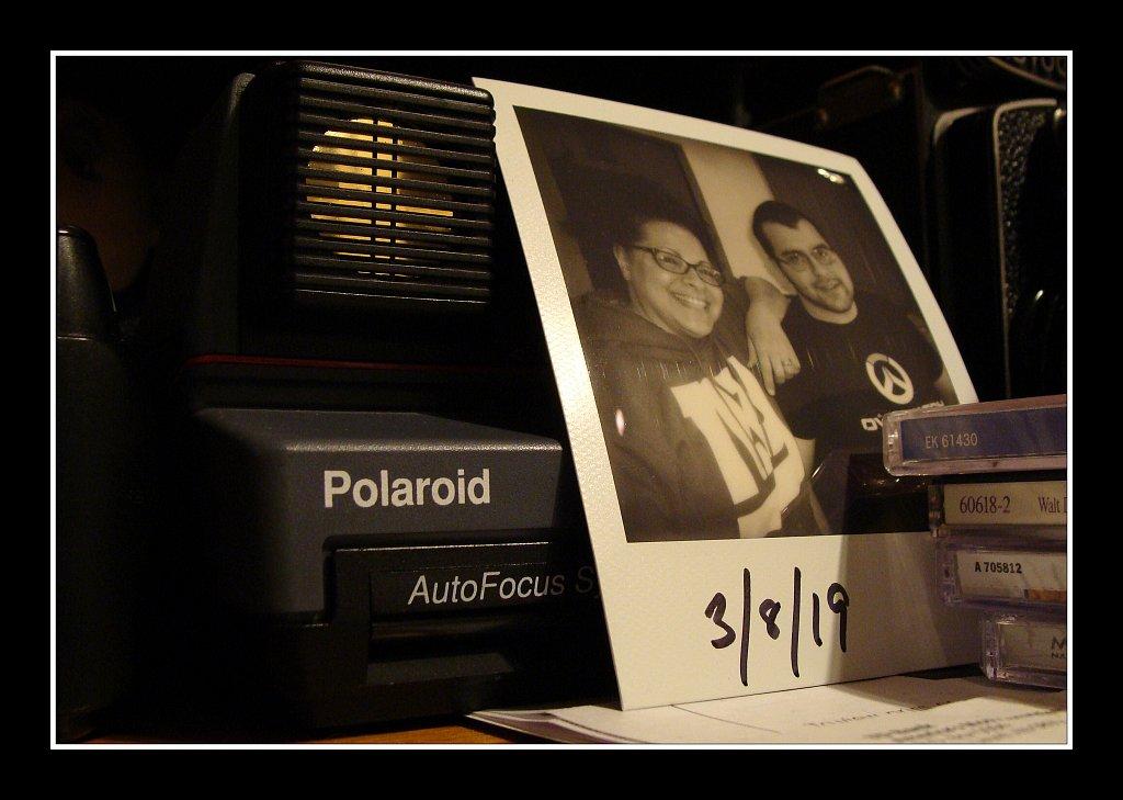 Instant  Polaroid Photos