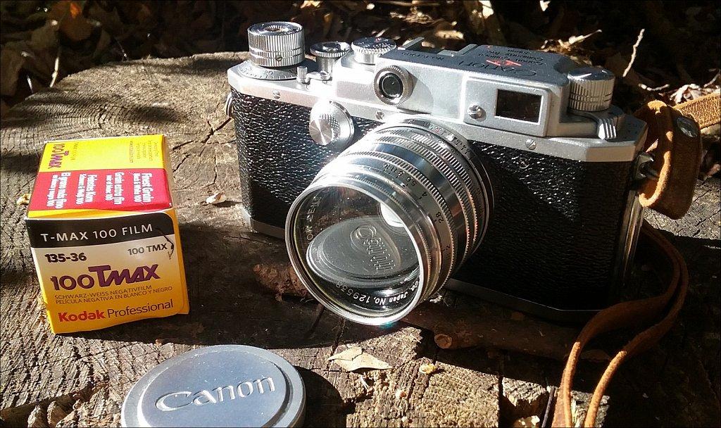Canon II F