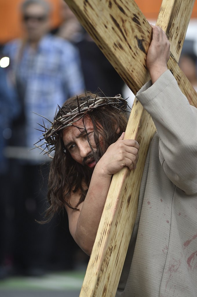 Living Stations of the Cross 2019