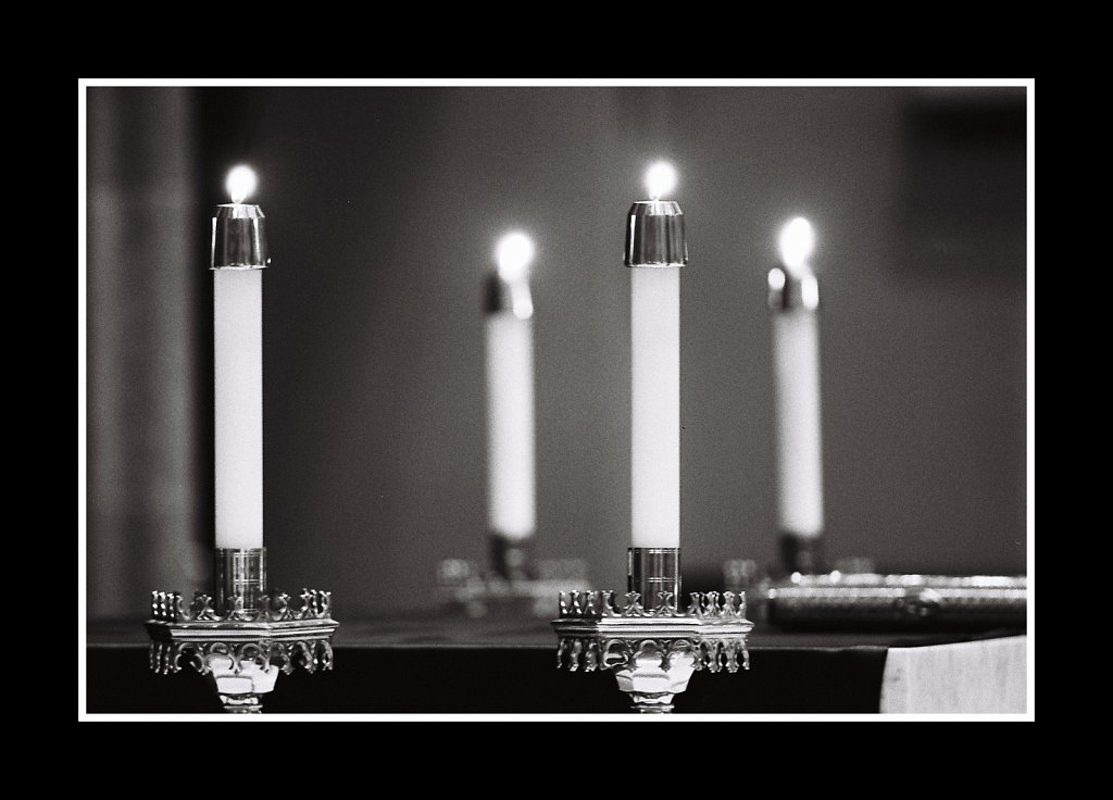 Cathedral Candels