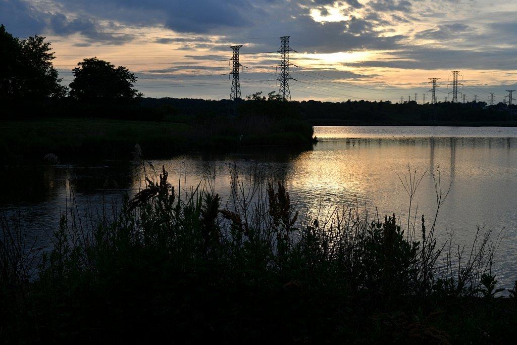 Meadowlands Sunset