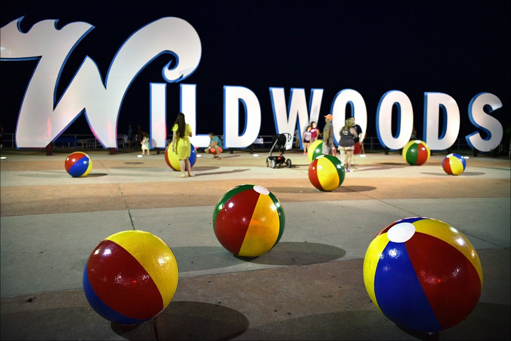 Wildwood Sign