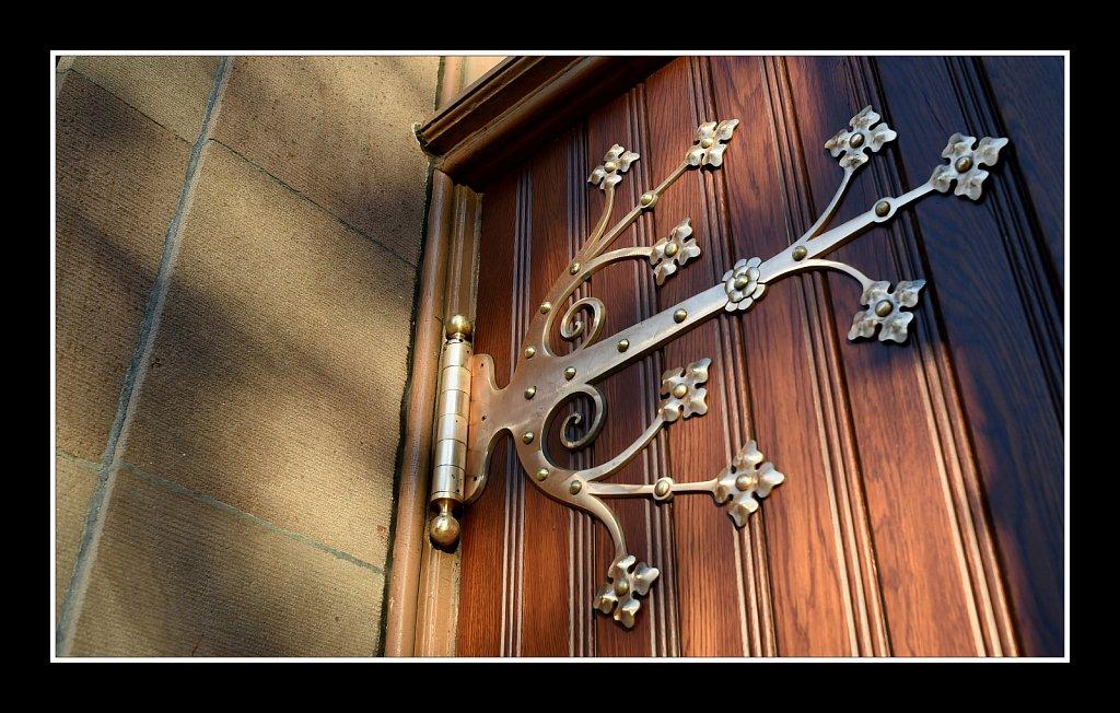 Front Door Hinge