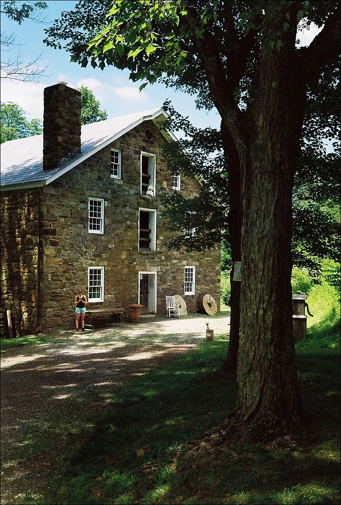 Cooper Grist Mill