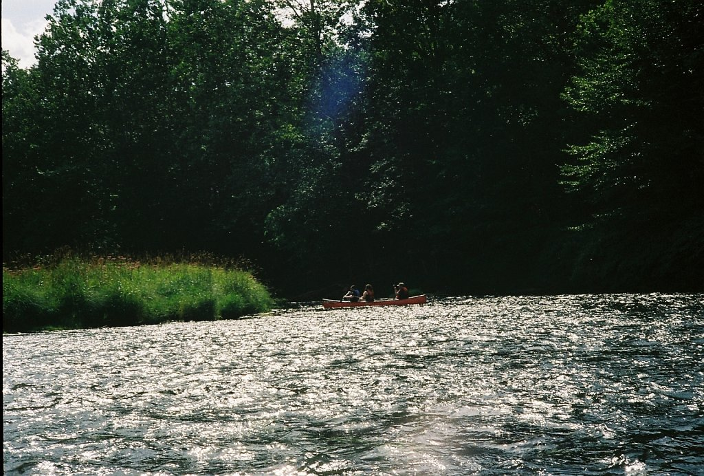 East Branch Canoe Trip