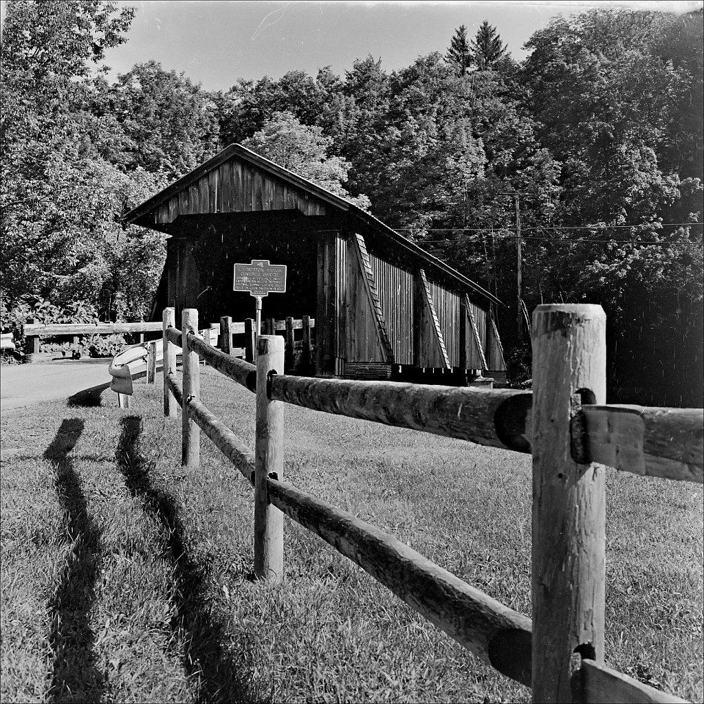 Livingston Manor Coverd Bridge