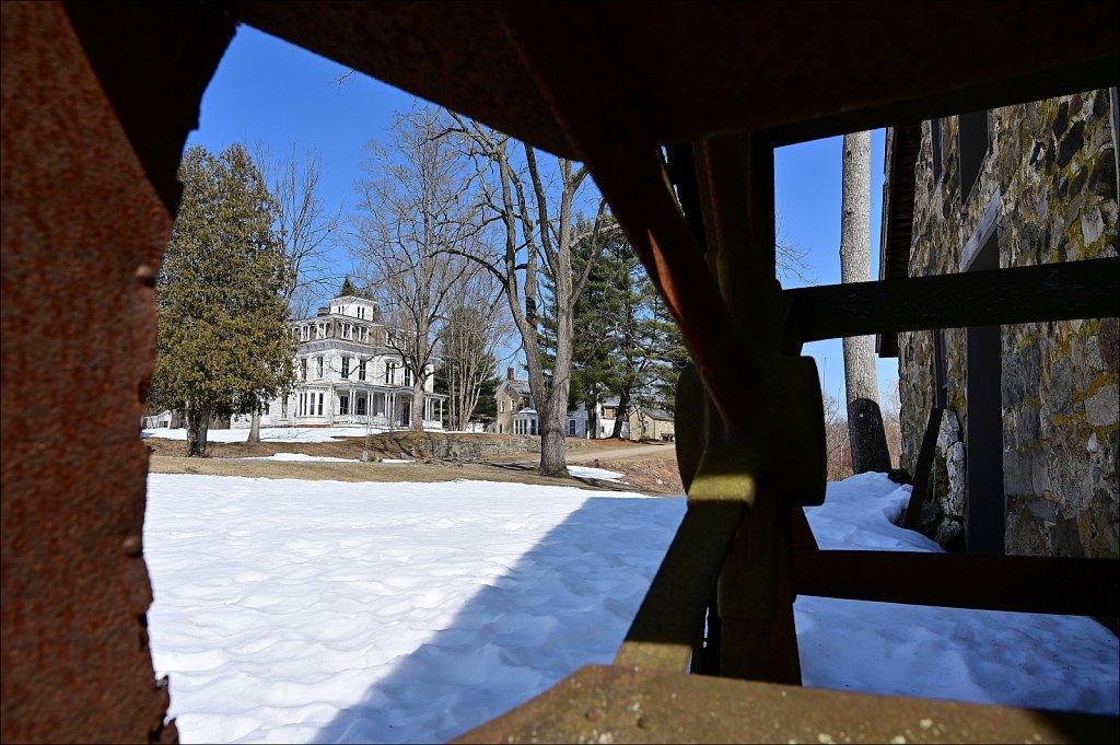 Waterloo Village State Historic Site