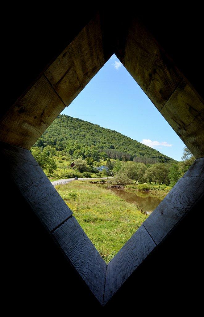 Fitch's Covered Bridge