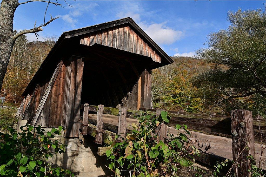 Livingston Manor Covered Bridge